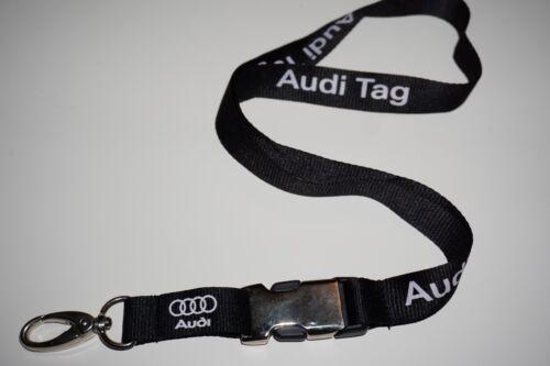 Lanyard NEU!! Audi TAG Schlüsselband