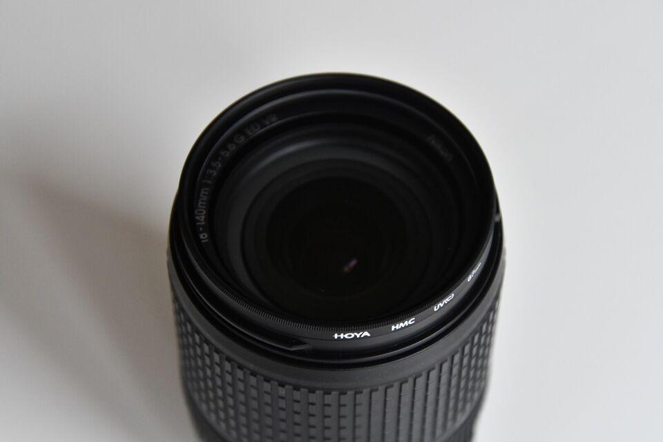 Nikon Linse 18-140mm/3.5-5.6G ED VR, Nikon, Nikkor