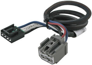 Trailer Brake Controller Harness Jeep Cherokee Dodge Durango 3045
