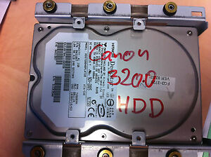 GENUINE CANON CLC IRC 3200 3220 2620 C-EXV8 copier hdd  used