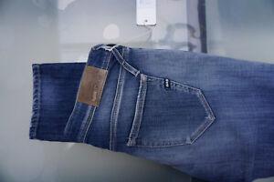 GAS-Britty-Body-fit-Damen-Stretch-Jeans-Hose-W27-L34-stonew-used-blau-NEU-AD11