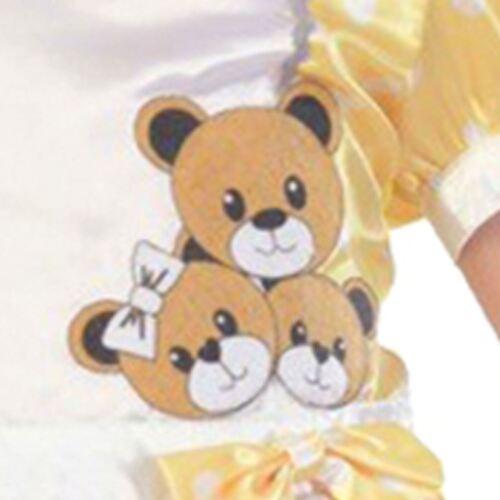 Bambine Costume da Riccioli d/'oro delle fiabe d/'oro Costume Libro Settimana