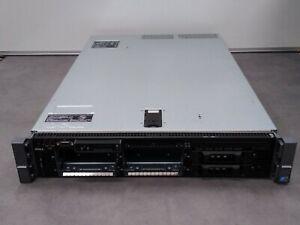 Dell-PowerEdge-R710-2x-X5650-2-66GHz-Six-core-48GB-RAM-6-x-3-5-034-Caddy-Perc-6i