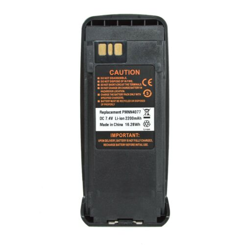 Battery fit for MOTOTRBO XPR6100 XPR6300 XPR6350 XPR6380 XPR6500 XPR6550 XPR6580