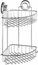 Suction Cup Corner Shower Caddy 304