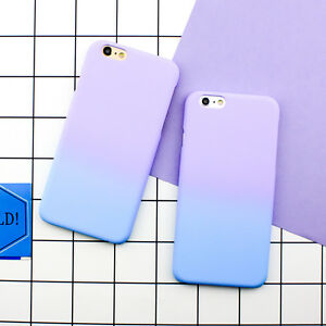 fashion simple cute purple blue matte hard case cover skin forimage is loading fashion simple cute purple blue matte hard case