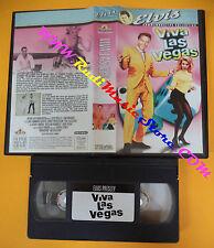 VHS film VIVA LAS VEGAS Elvis Presley George Sidney L'UNITA' (F110) no dvd