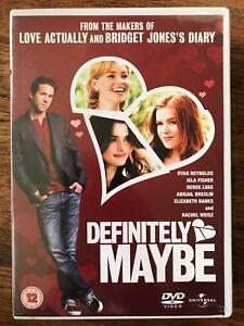 Definitely-Maybe-DVD-2008-British-Working-Title-Romcom-Movie-w-Ryan-Reynolds