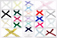 Mini-Ribbon-Bows-R08603-M miniatuur 1
