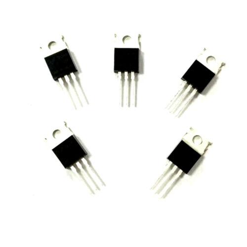 5 Stück 80N06 Feldeffektröhre N Kanal 80A 60V TO 220 Röhre MOS FET
