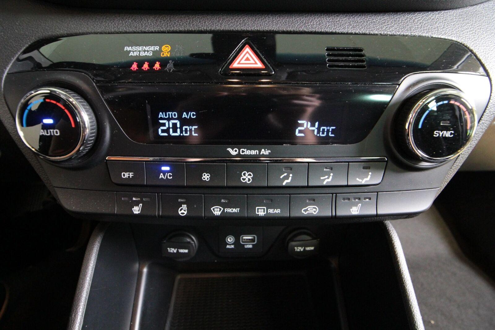 Hyundai Tucson CRDi 115 Trend