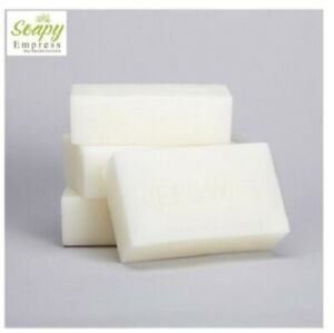 2 LBS COCOA BUTTER MELT AND POUR SOAP BASE  SOAP MAKING SUPPLIES