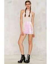 Nasty Gal Jaded London Mermaid Sequin Skirt medium new with tags