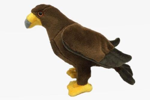 Eule Adler Kuscheltier Stofftiere Plüschtiere Eulen Uhu NW 1 Plüschtier Schnee