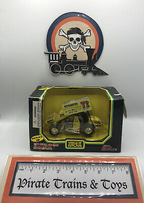 Race Champs World Of Outlaws #71 Stevie Smith 1:24 Scale Sprint Car P139, P206