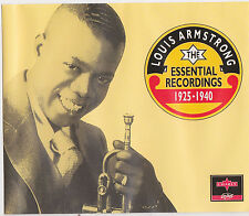 Louis Armstrong - Essential Recordiungs 1925-1940..4CD Set