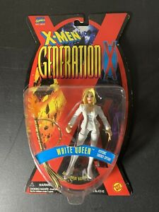 X-Men Generation X Emma Frost White Queen Action Figure