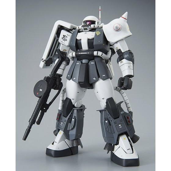MG 1  100 MS - 06R - 1A Eric Mansfield exklusiv Zaku II (Hobby Online begränsad)