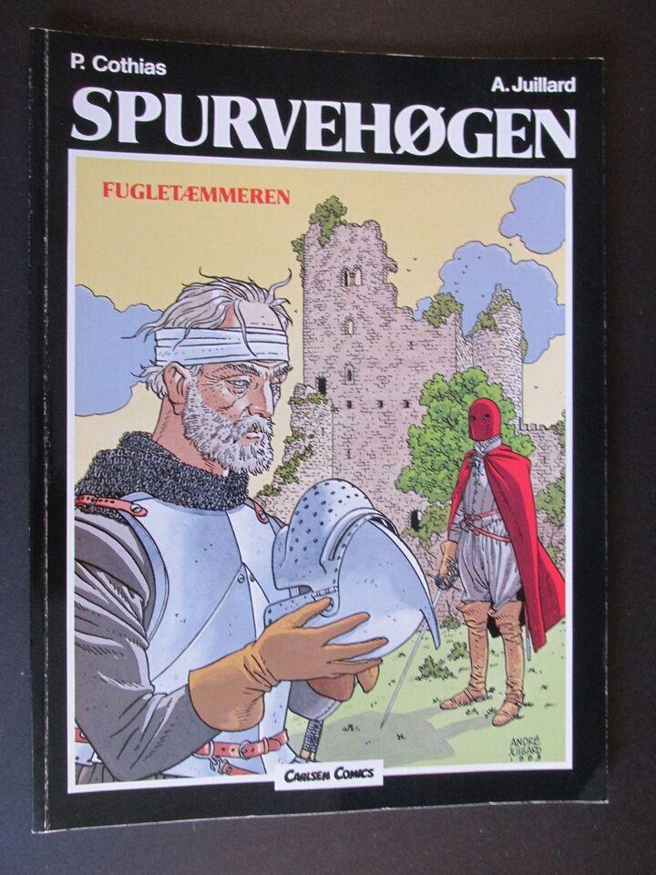 Tegneserier, Spurvehøgen 5 : Fugletæmmeren.