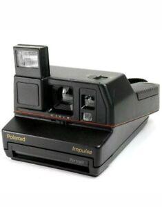 Polaroid-IMPULSE-PORTRAIT-VINTAGE-1980s-instant-retro-600-Film-Camera