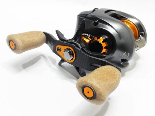 2xpcs RAY/'s STUDIO COLOR  Aluminium Handle Knob Cap for Daiwa fishing Reel