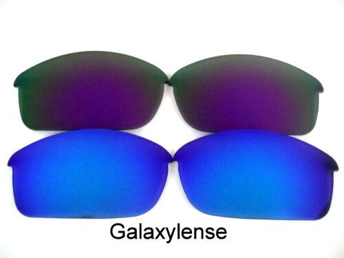 1f6e04bb6b Sol Flak Azul Chaqueta Repuesto Para Morado Galaxy Oakley Lentes Y Gafas De  qR1ZS8
