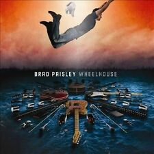 Wheelhouse by Brad Paisley (CD, 2013, Arista) NEW