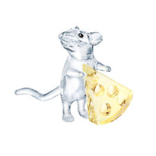 Swarovski Crystal MOUSE WITH CHEESE 5464939