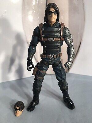 Marvel Universe 3.75 figure Winter Soldier short hair complete /& excellent