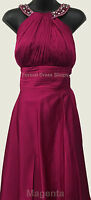 NEW ! FORMAL EVENING GOWN WINTER BALL NEW YEARS LONG PROM DRESS 2017 & PLUS SIZE