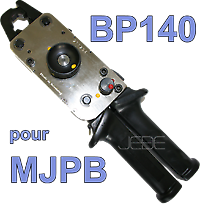 BP140 Presse de sertissage mécanique professionnelle pour MJPB