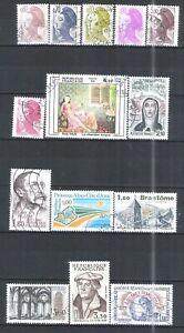 SUPER LOT DE FRANCE  4 PAGES BONNE COTE A SAISIR  LOT 24