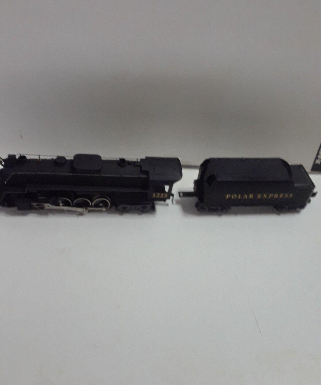 Lionel Trains Polar Express Berkshire Locomotive 1225 Die Cast Metal O Scale