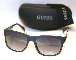 bab51a404e Genuine GUESS GU6760-5797B Men s Square Sunglasses Gradient Lens ...
