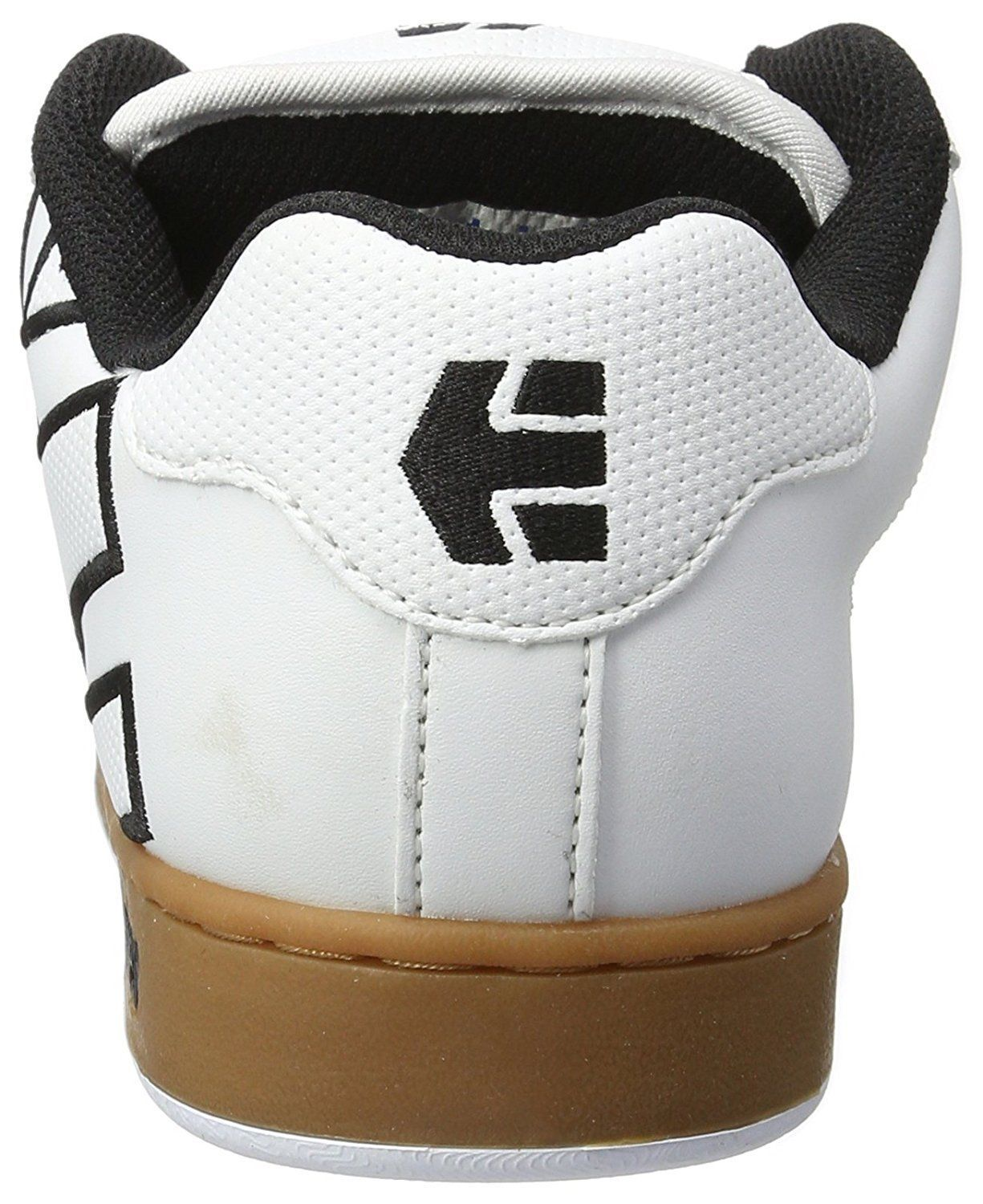 ETNIES FADER 4101000203-104 LOW SKATEBOARD SNEAKERS Uomo SHOES WHITE 4101000203-104 FADER SIZE 12 NEW a82212