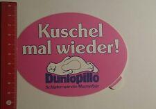 Aufkleber/Sticker: Dunlopillo Kuschel mal wieder (06121676)
