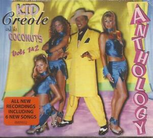 Kid-Creole-And-The-Coconuts-Anthology-Vols-1-amp-2-CD-2009-2CD-SET-NEW-SEALED