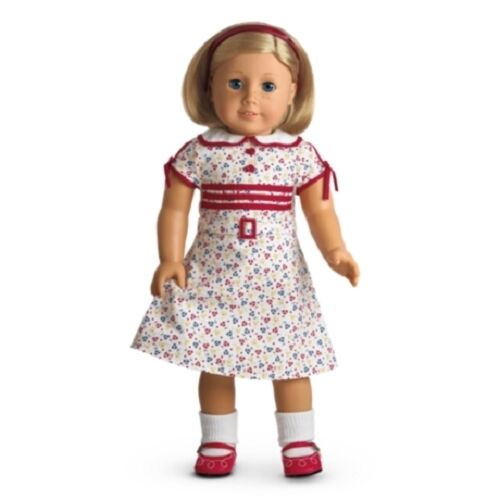 American Girl Kit REPORTER OUTFIT retired dress socks shoes band NO DOLL