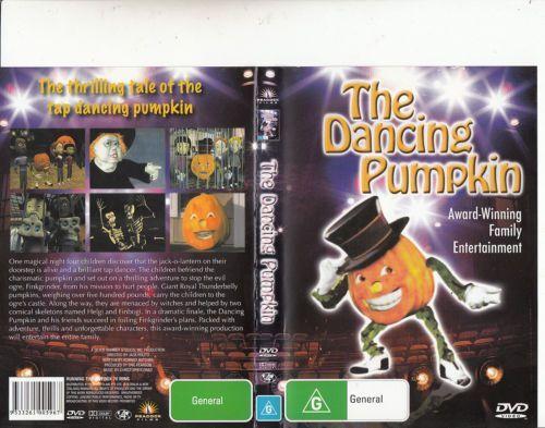 The Dancing Pumpkin (DVD, 2007) BRAND NEW .. R ALL
