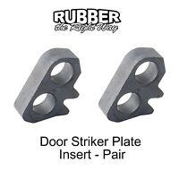 1961 1962 1963 1964 1965 1966 Ford Econoline Van Door Lock Striker Plate Inserts