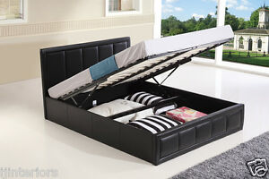 OTTOMAN-STORAGE-GAS-LIFT-UP-DOUBLE-amp-KING-SIZE-LEATHER-BED-MEMORY-FOAM-MATTRESS