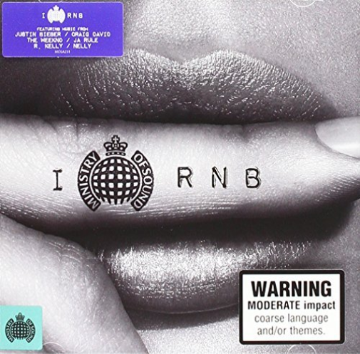 MINISTRY OF SOUND: I LOVE R...-MINISTRY OF SOUND: I LOVE RNB / VARIOUS (A CD NEW