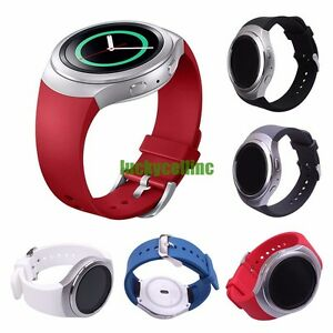 5-Pcs-Silicone-Wrist-Smart-Watch-Band-Strap-For-Samsung-Gear-S2-SM-R720-Version