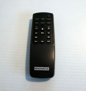 MAGNAVOX-Replacement-Remote-Control-for-MAS100-Shelf-Audio-System