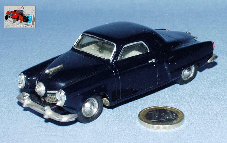 PROVENCE MOULAGE 1 43   STUDEBAKER COUPE anno 1951