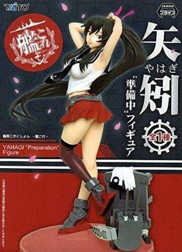 Kan Colle 8/'/' Yahagi Taito Prize Figure NEW