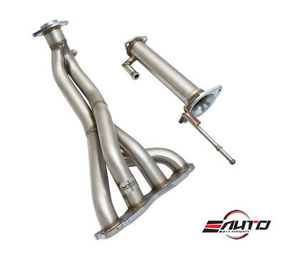MEGAN RACING EXHAUST 4-1 STAINLESS HEADER VER 2 FOR 02-05 HONDA CIVIC Si EP3