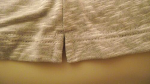 Croft /& Barrow® Solid One Pocket Knit Skort Gray WMS XL NWT MSRP$32-Free Ship