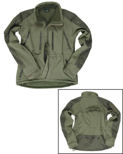 Mil-Tec Softshell Jacke Plus Softshelljacke Übergangsjacke Herrenjacke S-3XL