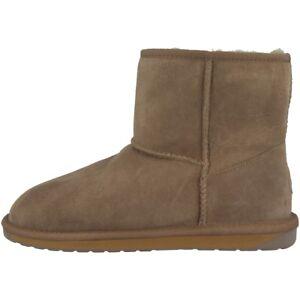 scarpe da corsa scarpe da corsa Sconto del 60% Dettagli su Emu Australia Stinger Mini Scarpe Donna Stivali Fungo  W10003-E022